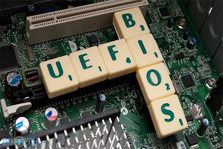 بایوس (BIOS) در مادربورد چیست و چه فرقی با UEFI و فرمور دارد؟