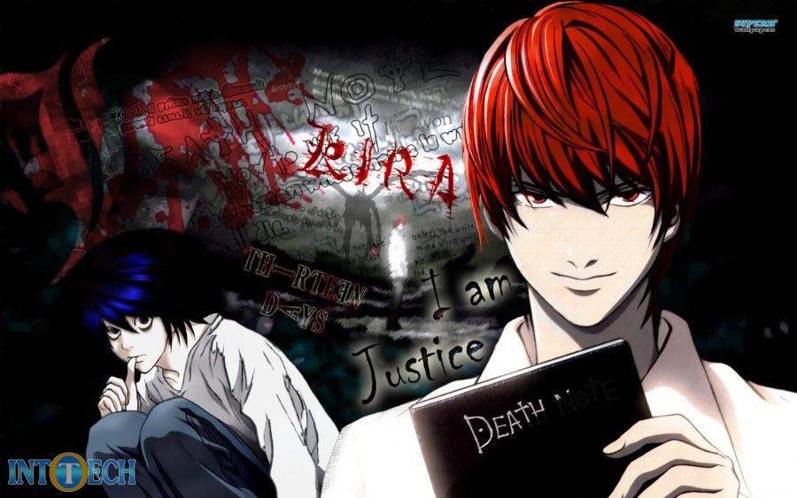 انیمهی Death Note جدالی بین اختیار و آزادی خطرناک