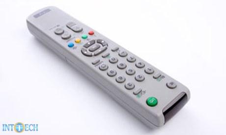 حتی کنترل تلویزیون هم دارای فرمور است