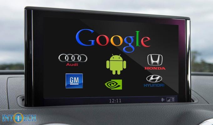 همکاری گوگل و خودروسازارن برای گسترش اندروید اتو