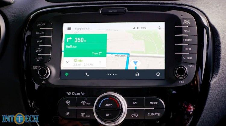 اندروید اتو خودروها را هوشمندتر میکند.