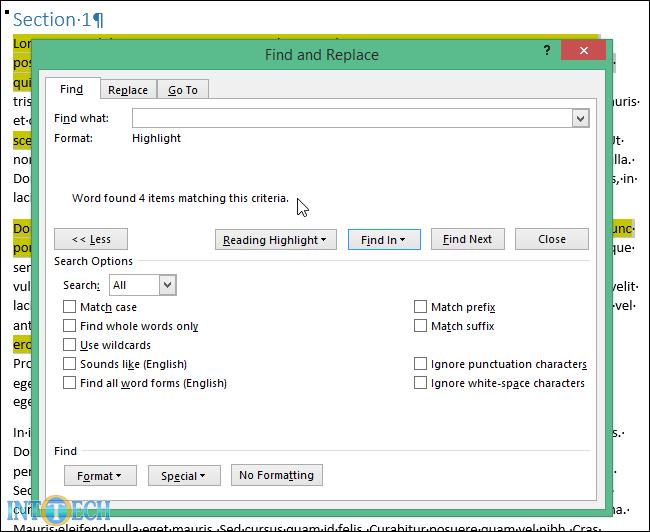 چگونه در Word هایلایت کنیم و جملات انتخابی را در یک فایل جداگانه جمع کنیم؟