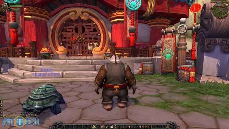 استفاده از AO ساده در بازی World of Warcraft