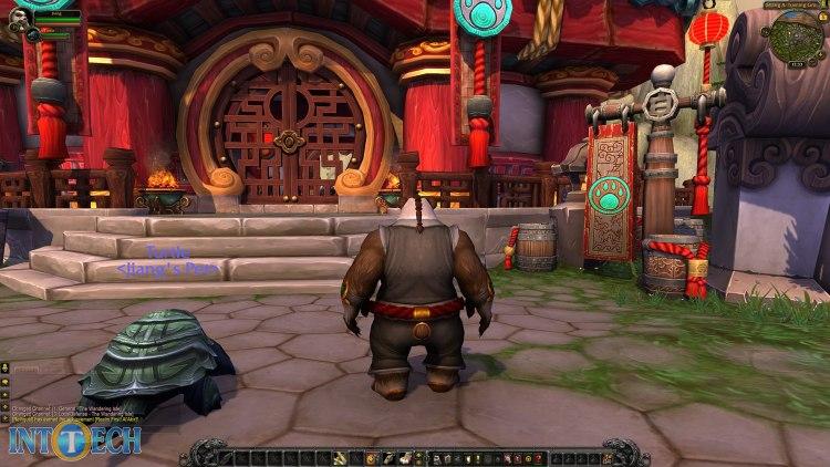استفاده از HBAO+ ساده در بازی World of Warcraft