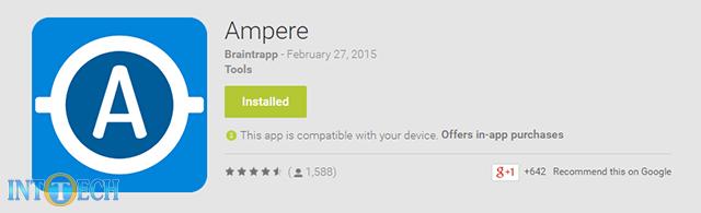 نصب نرمافزار Ampere