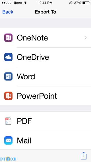 با Office Lens مایکروسافت، اسکن و سپس به متن تبدیل کنید!