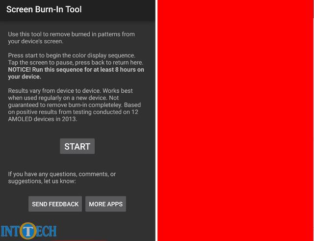 چطور سوختگی یا Burn-in را در نمایشگرهای مختلف و به ویژه AMOLED کاهش دهیم