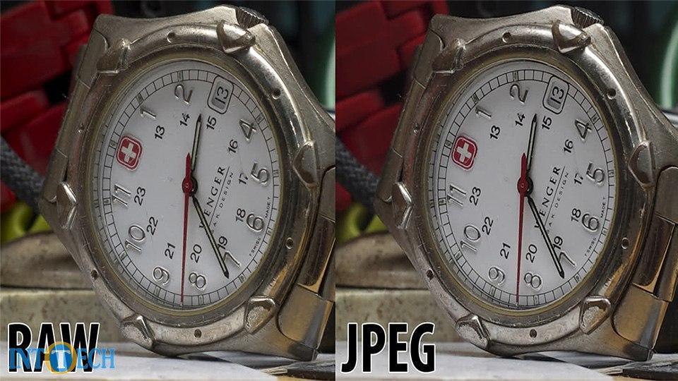 بررسی فرمت RAW و مقایسه کیفیت آن با JPEG یا jpg ، آیا پشتیبانی از RAW در اندروید 5 مفید است؟