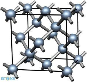 الماس با اتمهای کربن