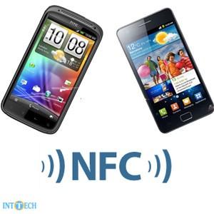 NFC برد بسیار کمی در حد چند سانتیمتر دارد.