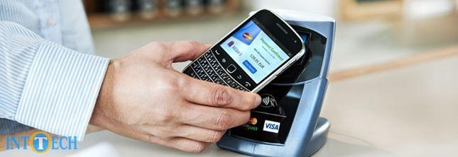 پرداخت وجه از طریق NFC