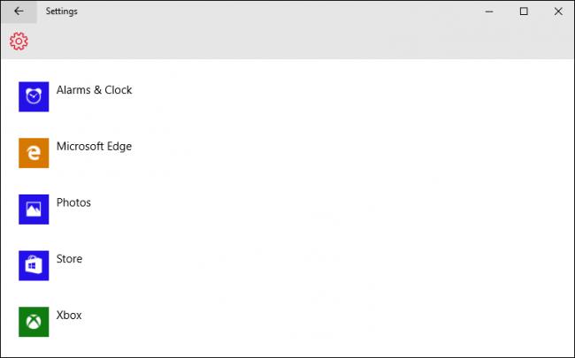 مجاز دانستن برخی اپها برای اجرا در پسزمینه در حالت حفظ باتری در ویندوز 10