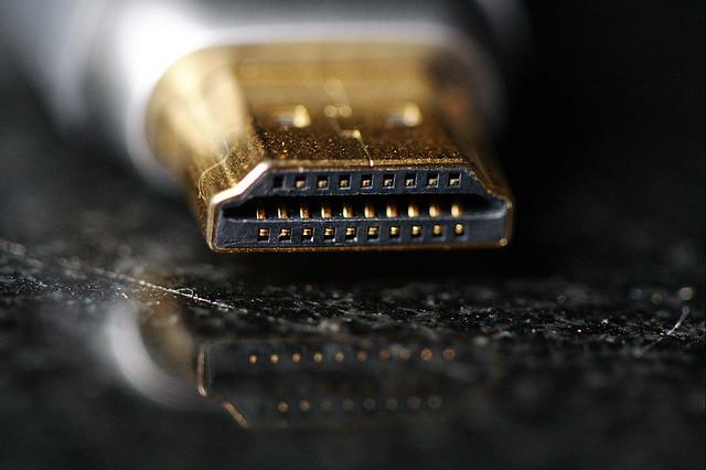 پورت HDMI روی کرومکست