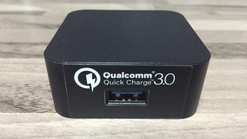 آداپتوری سازگار با شارژ سریع 3.0 کوآلکام (و نسخههای قبلی)