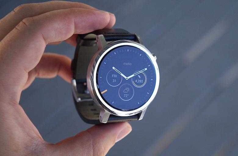 ساعت هوشمند موتورولا، موتو 360 نسل دوم