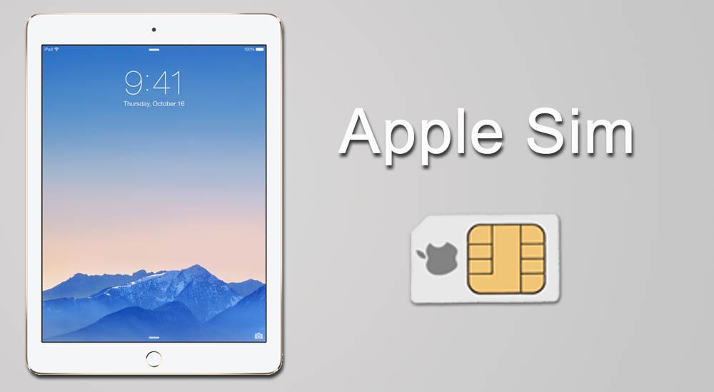 اپل سیم، سیمکارتی واحد برای تمام اپراتورها